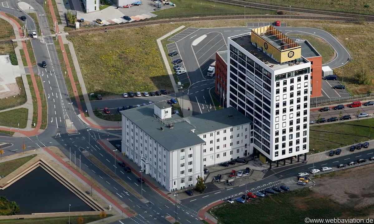 hafenhochhaus da74449 luftbilder von deutschland von jonathan c k webb. Black Bedroom Furniture Sets. Home Design Ideas
