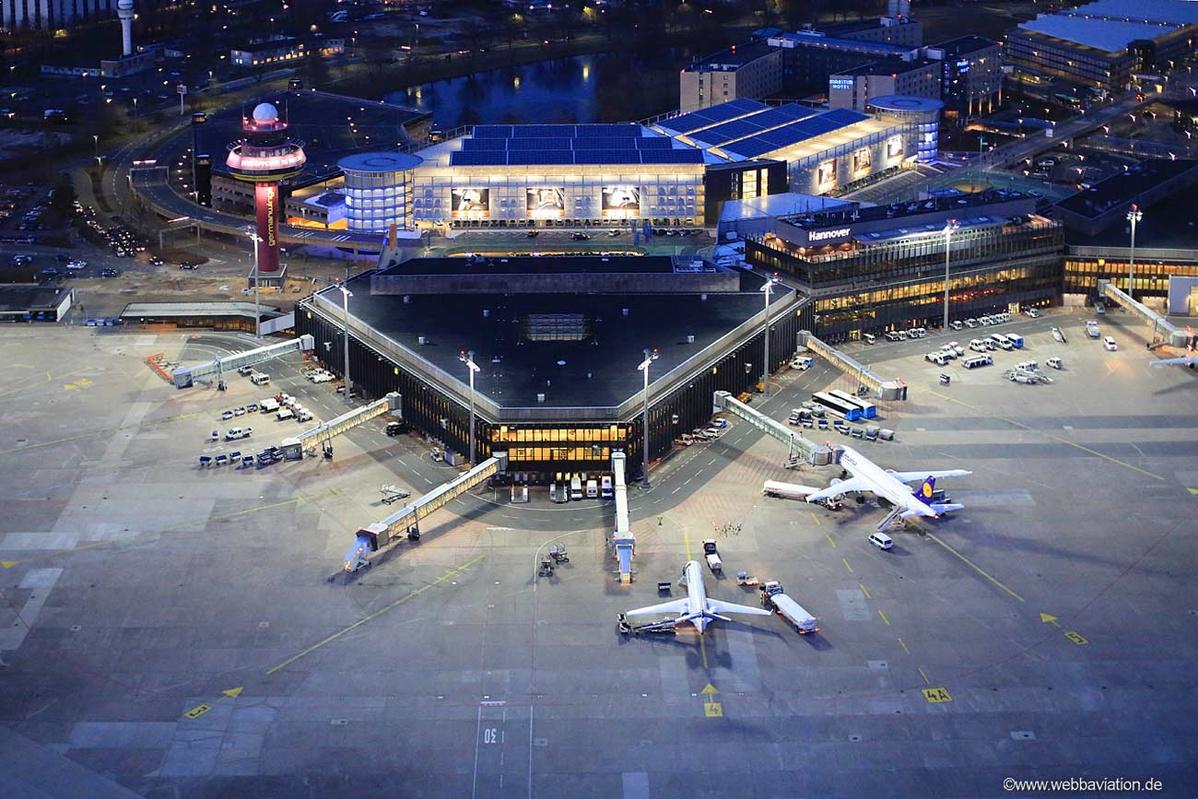 Flughafen Hannover Flugauskunft