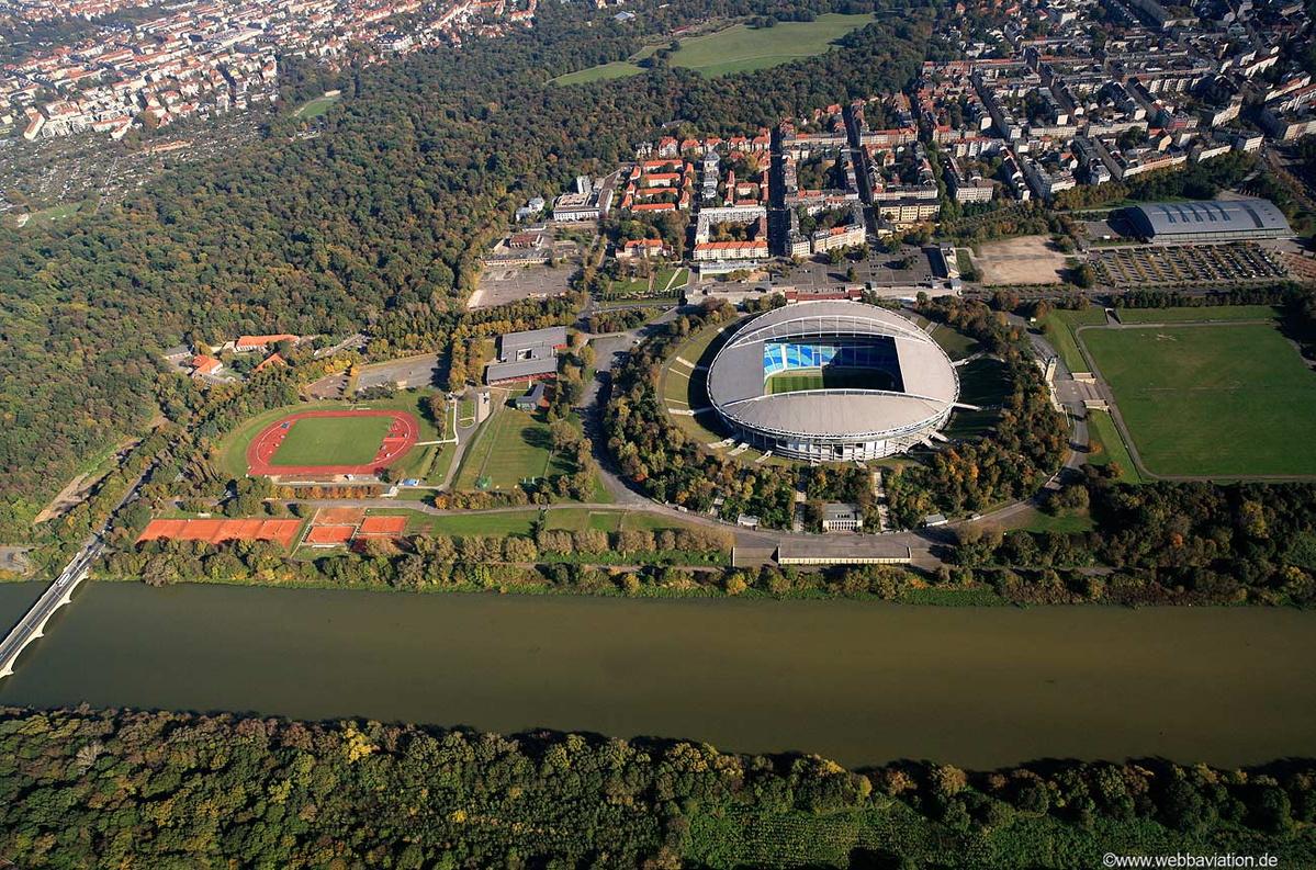 Leipzig Arena Plätze