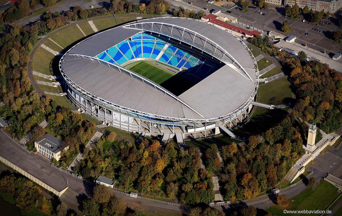 Arena Leipzig Kapazität